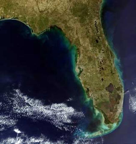 George W. Bush overturns Florida
