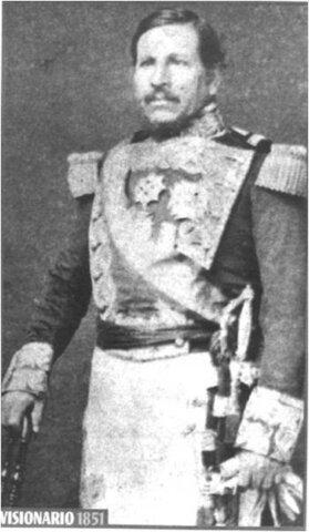 Nace Rafael Carrera