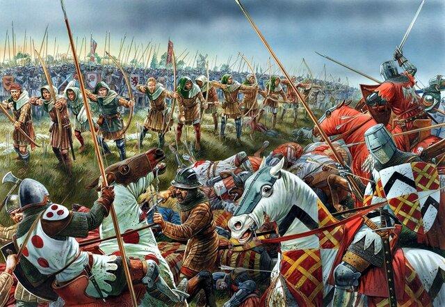 Ejército Medieval