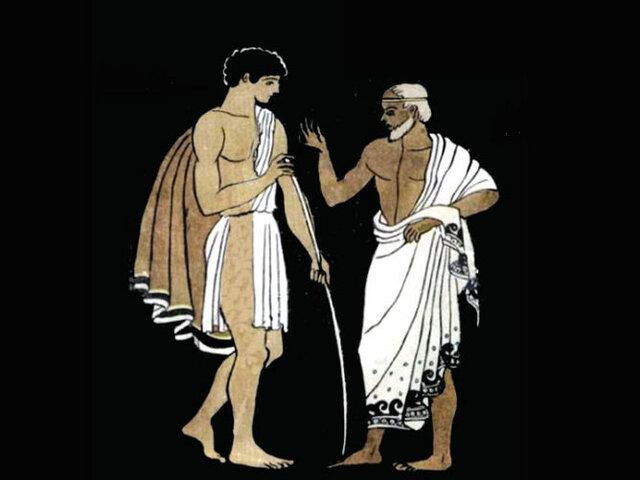 Griegos 1100 A.C.