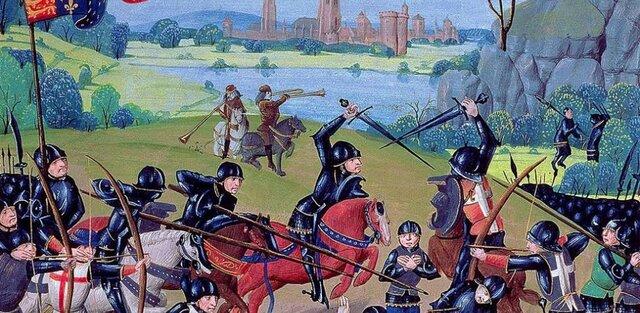Ejército Medieval 476 D.C.