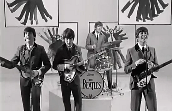 Beatles in USA