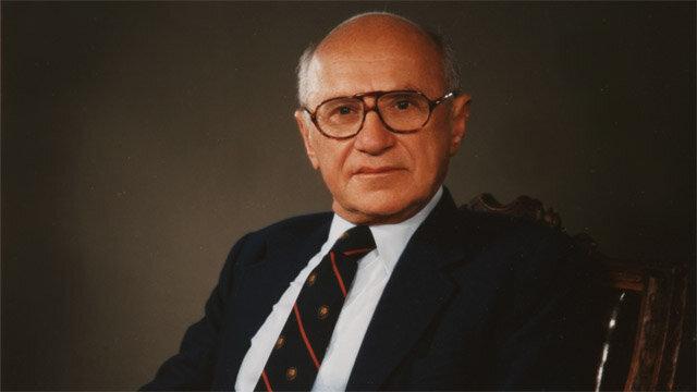 Milton Friedman - Economia Monetarista