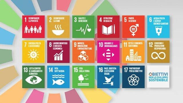 Agenda 2030 - I 17 Obiettivi per lo Sviluppo Sostenibile
