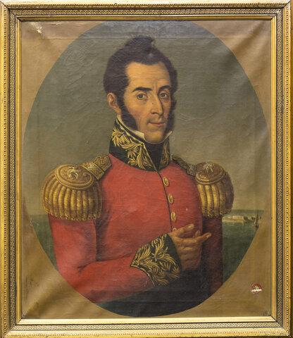 Coronel Dminguez exiliado
