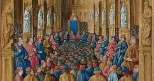 Se reúne el concilio en Clermont