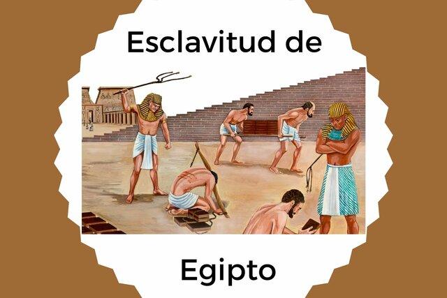El pueblo judío en Egipto