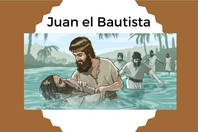 Juan el Bautista termina el periodo de Silencio