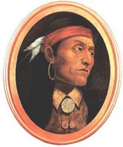 French Regime: Evangelization of the Amerindiens