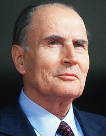 François Mitterrand eletto presidente della Quinta Repubblica Francese