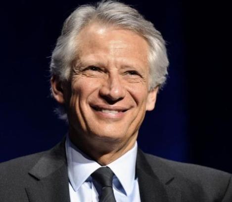 Dominique de Villepin eletto presidente della Quinta Repubblica Francese
