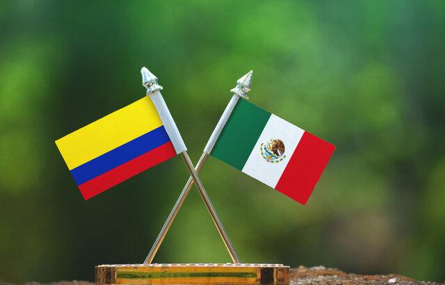 -Tratado de libre comercio México-Colombia