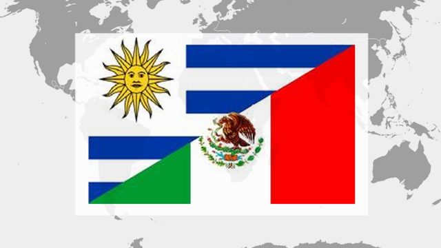 -Tratado de libre comercio México-Uruguay