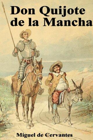 Don Quixot - Miguel de Cervantes