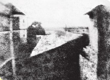 La naissance de la photographie