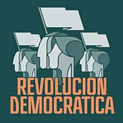 la gran revolución democratica timeline