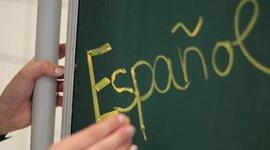 Evolución histórica del idioma Español timeline