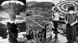 BOMBA HIROSHIMA Y NAGASAKI