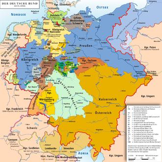 Victoire de l'Autriche face à la Prusse