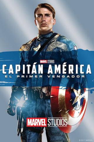 Capitan America- El primer vengador
