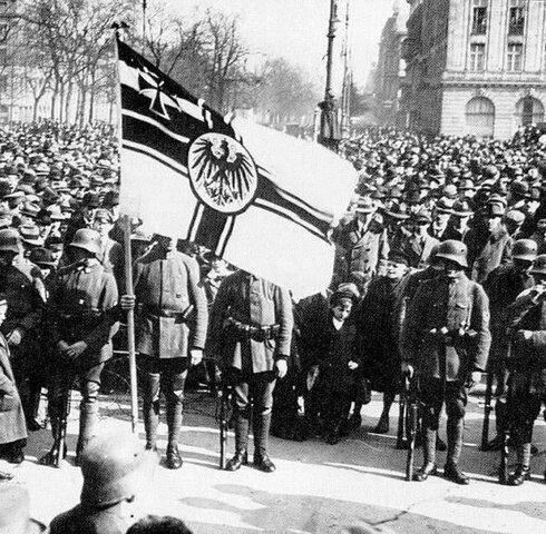 Coup d'Etat des Hohenzollern
