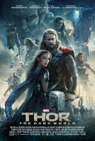 Thor- el mundo oscuro