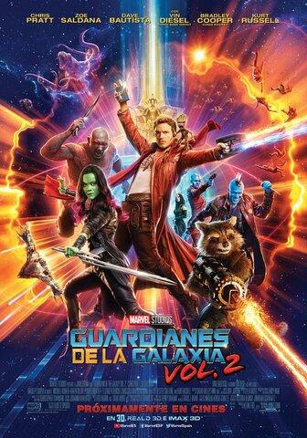Los guardianes de la galaxia -- Vol.2