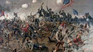 Overland Campaign May