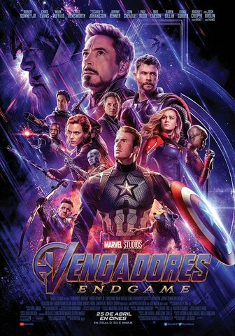 Avengers--End Game
