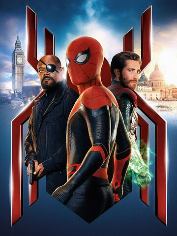 Spiderman--Far from Home