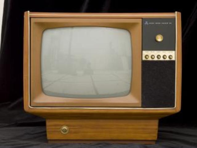 'C-Day' Colour TV