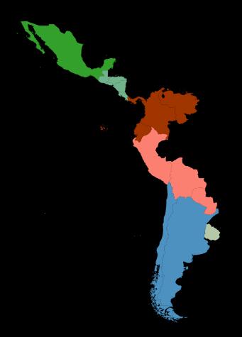 Eveil de l'Amérique Hispanique