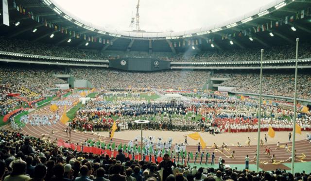 Montreal Olympics broadcast