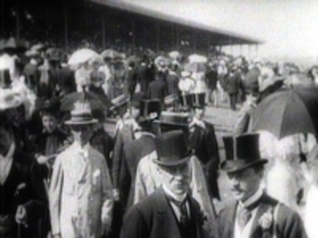 Melbourne Cup screened