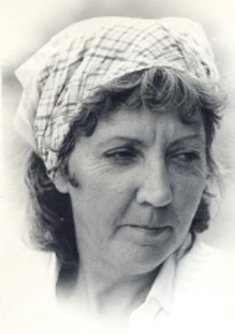 Mary Andersson