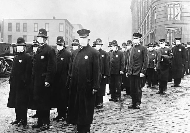 Ισπανική γρίπη 1918