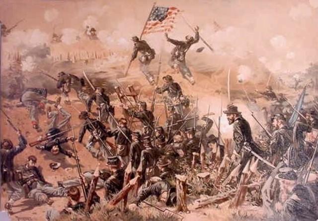 Battle of Siege of Vicksburg