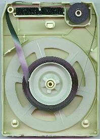 The 8-track tape