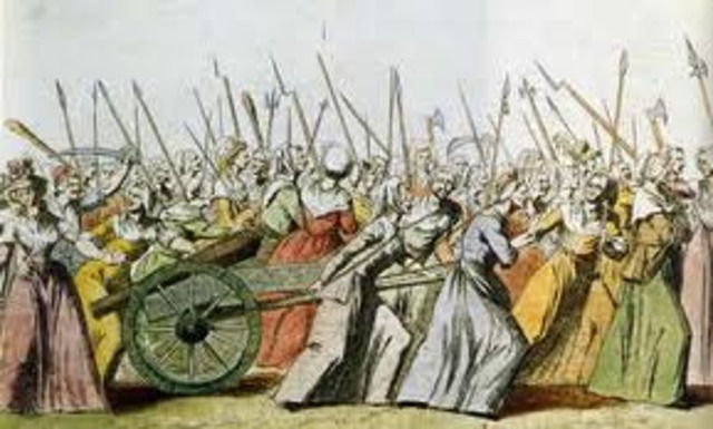 womens march for bread to versailles