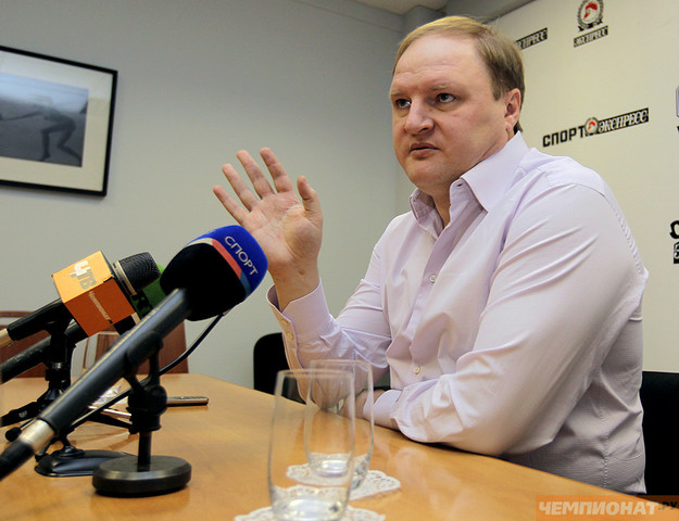 """В.Хрюнов: """"Победа Хука вызывает сомнения..."""""""