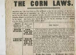 The corn law