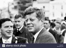 John F. Kennedy visita Irlanda