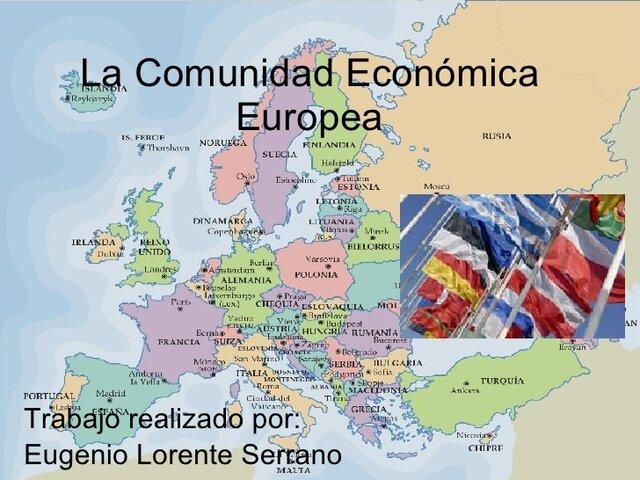 La República de Irlanda se une a la Comunidad Económica Europea
