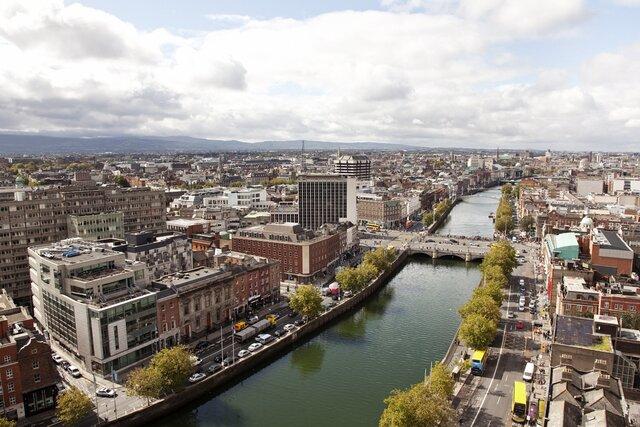 Se celebra el milenio de Dublin