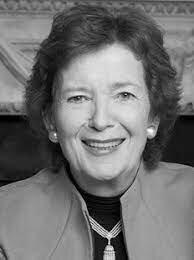 Mary Robinson presidenta
