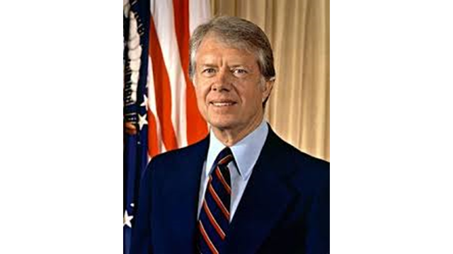 Jimmy Earl Carter Jr. Elected