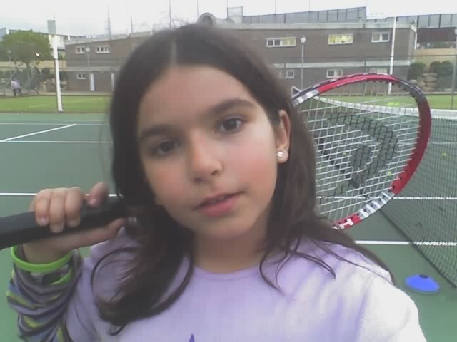 Comienzo a jugar a Tennis