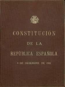 Constitution of 1931