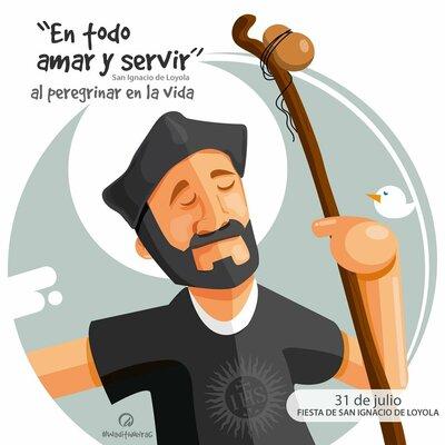 Biografía San Ignacio de Loyola timeline
