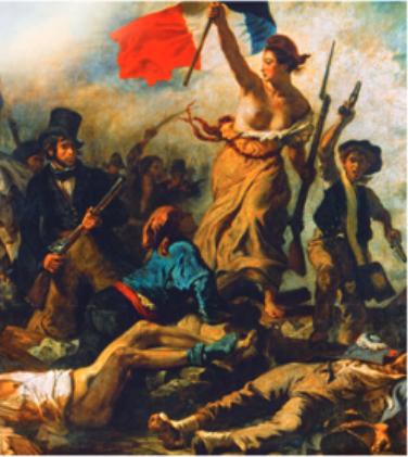 les soulèvements se transforme en révolution